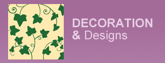 Decoration & Designs